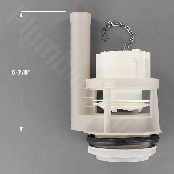 Toto drain valve with flush tower THU444.15E-A