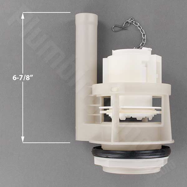 Toto flush tower valve - THU445-15G-A