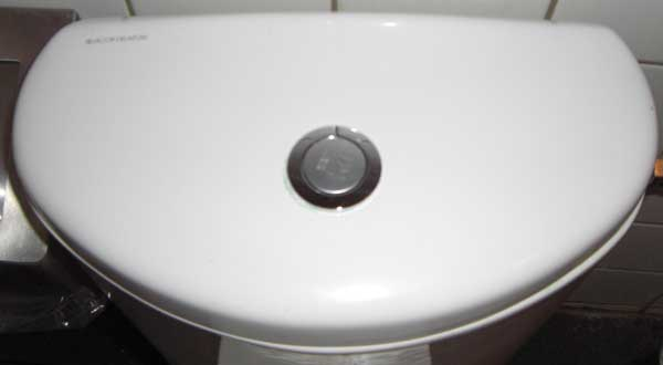 Jacob Delafon in Holland toilet tank lid