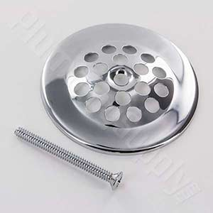 Tub Drain Grid Strainer