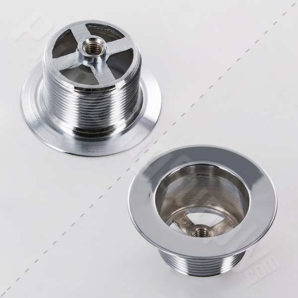 coarse thread strainer body