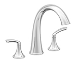 Symmons Elm collection Roman tub faucet