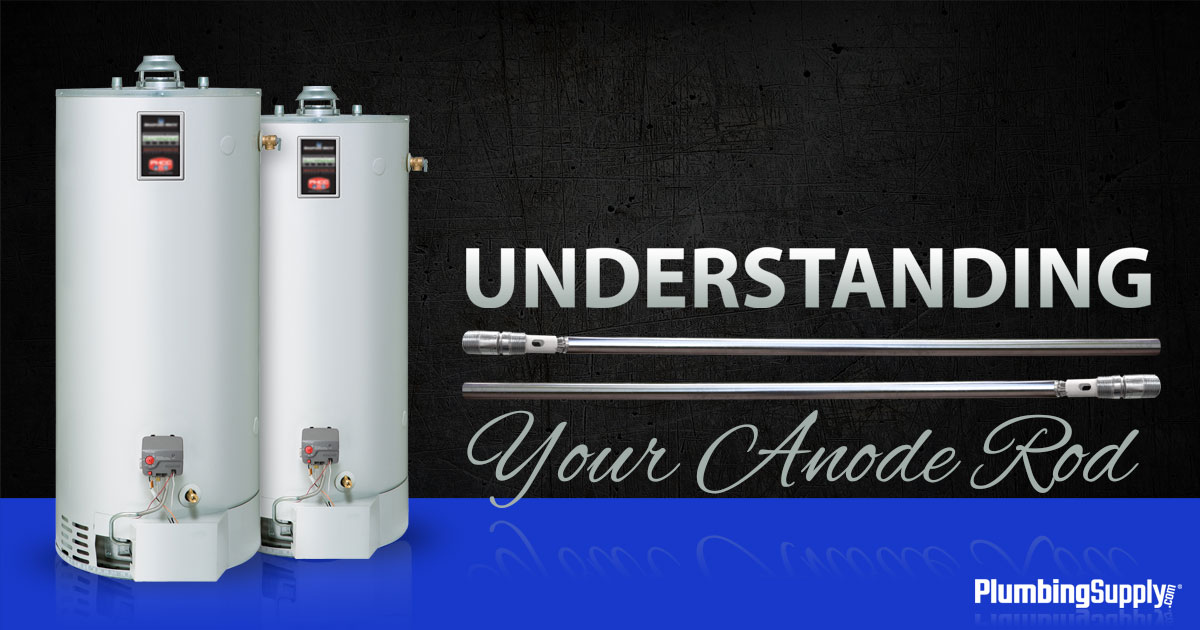 Water Heater Anode Rods Explained