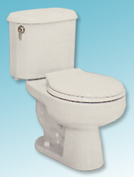 Astoria two-piece toilet