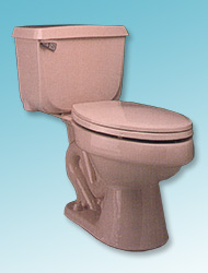 Atlas  two-piece toilet