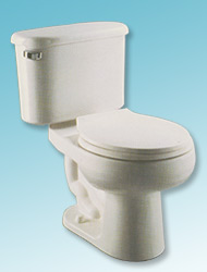 Celina two-piece toilet