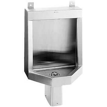 stainless steel urinal #7610 & 7615