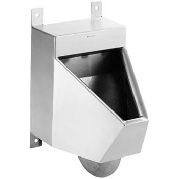 stainless steel urinal #7660 & 7665