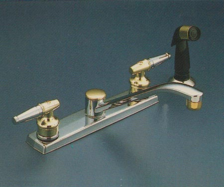 Pictures Of Valley Double Handle Kitchen Faucets