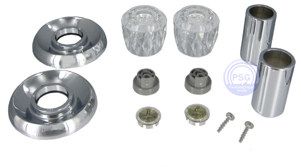 Valley Shower Valve Repair Parts