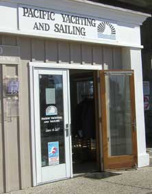 Pacific Yachting and Sailing - Santa Cruz California