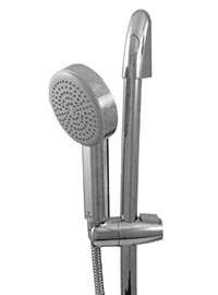 Dynamica II slide bar hand shower kit