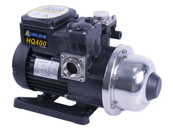 Pressure Booster Systems : Booster pumps for boosting water pressure