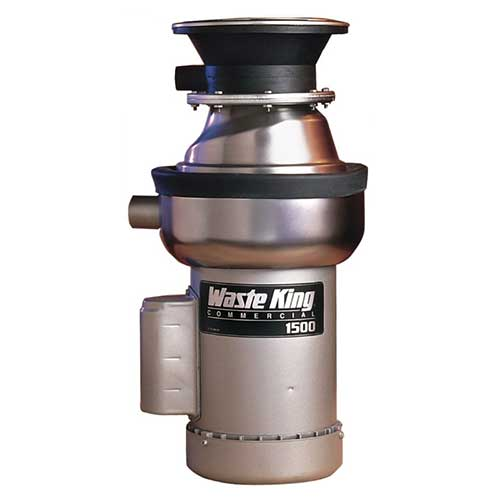 Commercial Duty Restaurant and Food Processing Waste Disposers