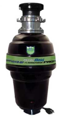image of 3/4 HP WasteMaid Pro Batch Feed 1059-BF garbage disposer