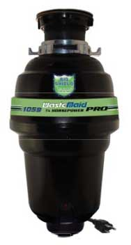 image of 1-1/4 HP WasteMaid Pro 1059 garbage disposer
