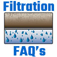 Water filtration FAQs