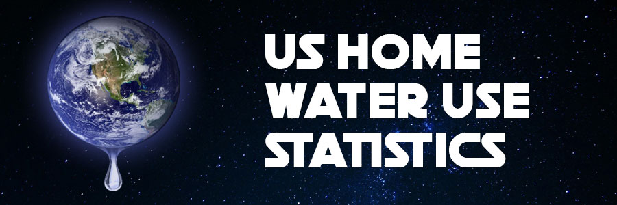 United States Home Water Use Statistics