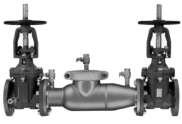 picture of the backflow preventer Watts series 774