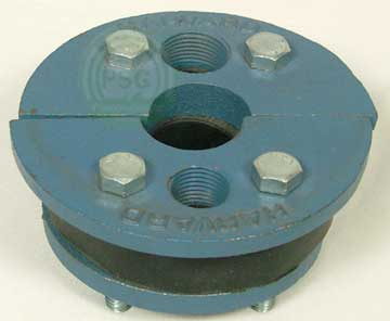metal well seal