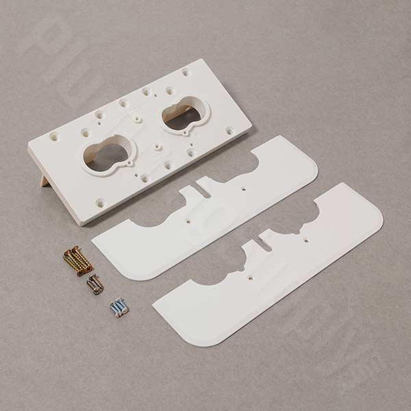 woodford drywall mounting plate