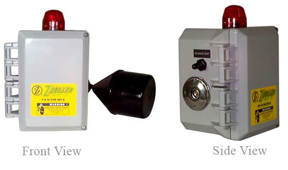 zoeller 100126 large zoeller indoor and outdoor high water alarm systems and a pak alarms Ruger 0623 at edmiracle.co