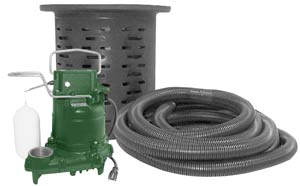 Zoeller - Crawl Space Pumping Systems