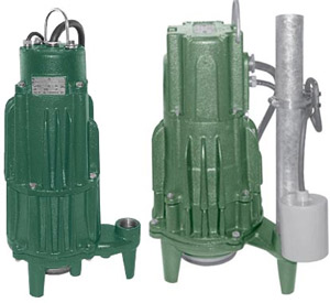 Image of turnkey prepackaged and job ready grinder pumps