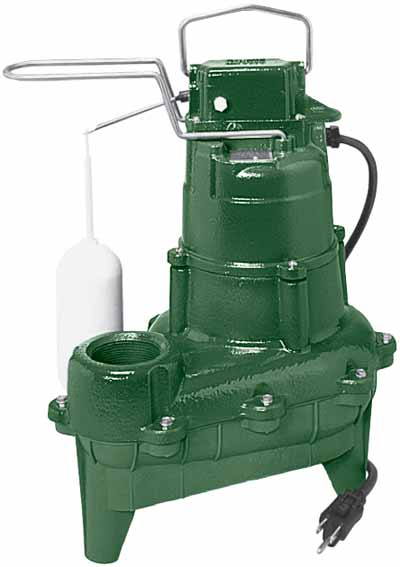 Zoeller 264 series effluent sump pump