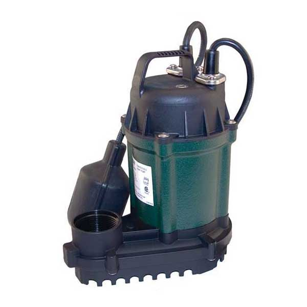 Zoeller 49 series Water Ridd'r utility pumps