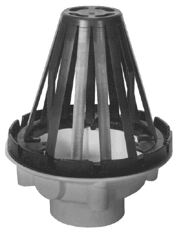 Commercial Roof Drains Pvc Abs And Cast Iron Small